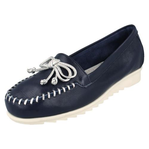 Ladies Padders Flat Shoes /'Gaby/'
