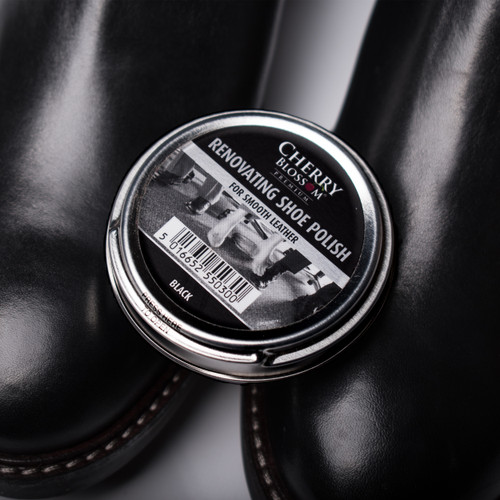 Cherry Blossom Premium Renovating Shoe Polish