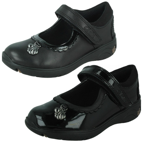 Girls Cool For School Mary Jane Flats H3049