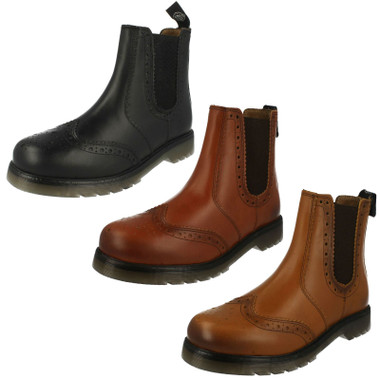 Mens Catesby Brogue Shoes /'21618/'