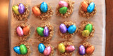 Simple Easter Eggs Nests Recipe | Lake Champlain Chocolates View Product Image