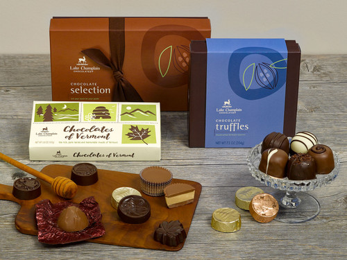 Vermont Chocolate Sampler View Product Image