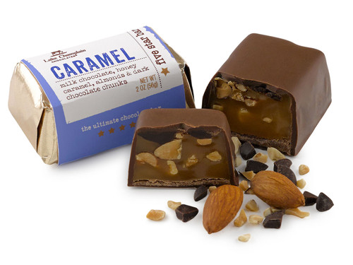 Caramel Milk Chocolate Five Star Bar View Product Image
