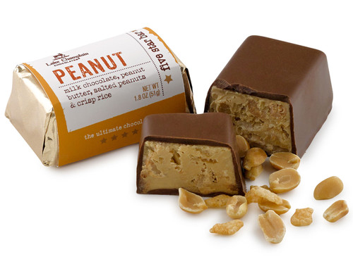 Milk Chocolate Peanut Five Star Bar View Product Image