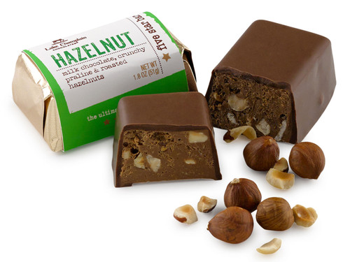 Milk Chocolate Hazelnut Five Star Bar View Product Image