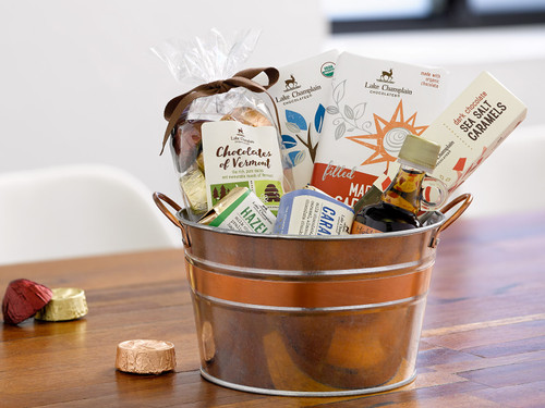 Vermont Country Chocolate Gift Basket View Product Image