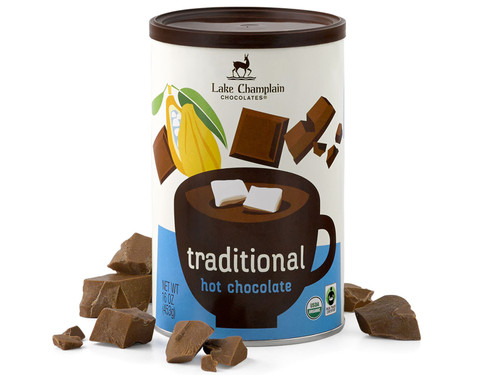 Organic Traditional Hot Chocolate View Product Image
