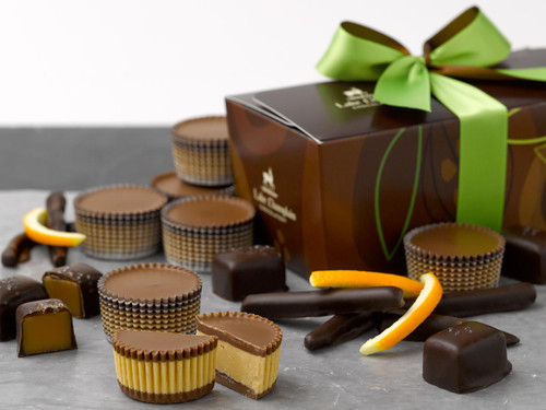 Temptations Trio Chocolate Gift View Product Image