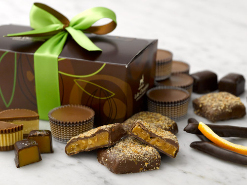 Fabulous Four Chocolate Gift Assortment View Product Image