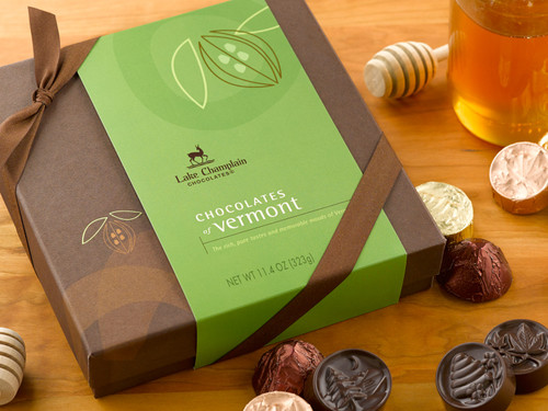 Assorted Chocolates of Vermont 24pc gift box View Product Image