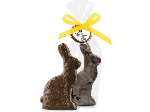"5"" Classic Dark Organic Bunny View Product Image"