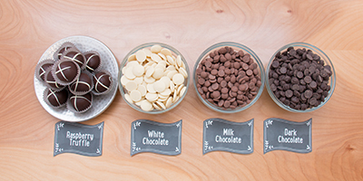 drinking chocolate options for your next hot chocolate bar
