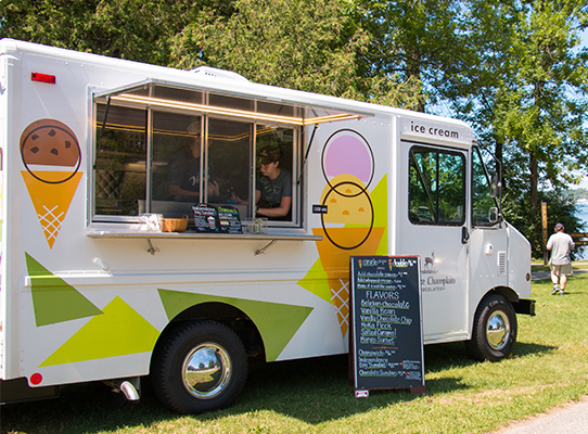 LCC Ice Cream Truck