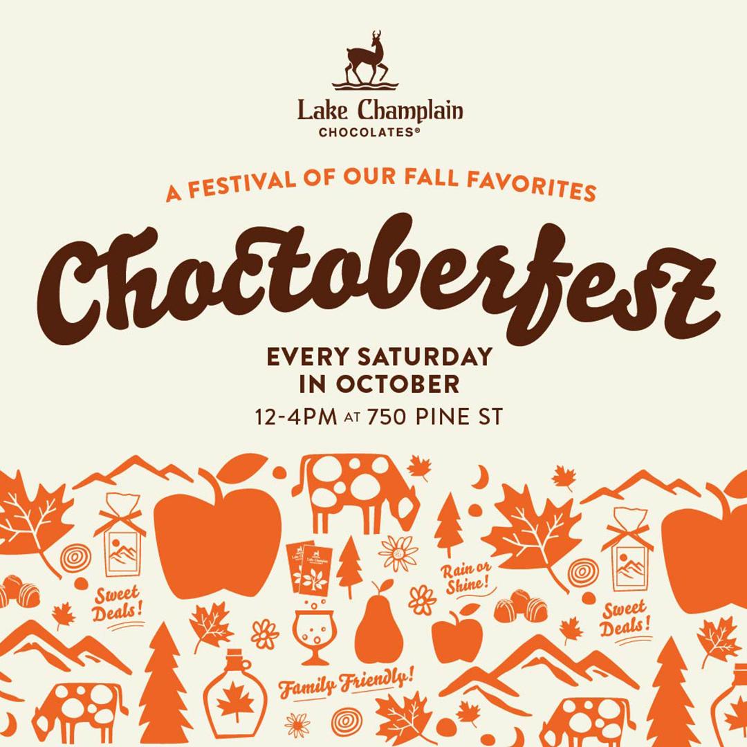 Chocotober Fest Poster