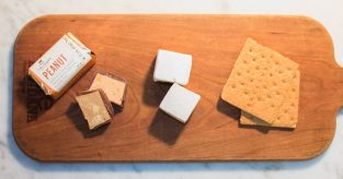 Five Star peanut butter s'more