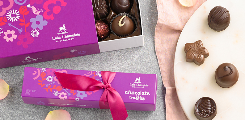 gourmet Valentine Gift Boxes