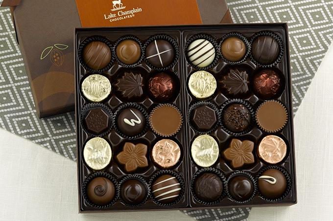 30 piece chocolate assortment