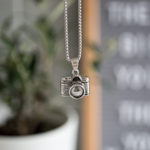 Through My Lens Necklace