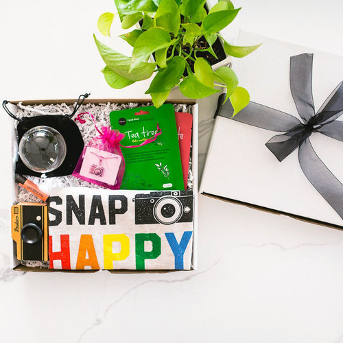 Snap Happy Gift Set