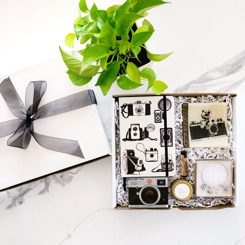 Photography Lovers Gift Set