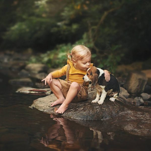 Kids & Pets: Magical Photo Sessions Start to Finish with Andrea Martin