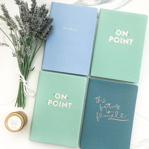 Faux Leather Journals