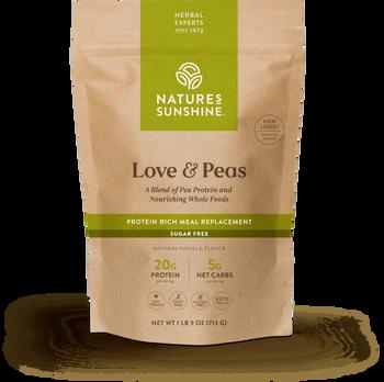 Love And Peas Sugar Free (675 g)