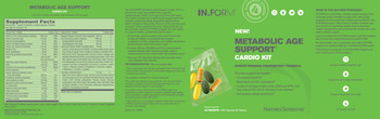 IN.FORM Cardio Kit (30 Day) Not Available Until: 7/29/20