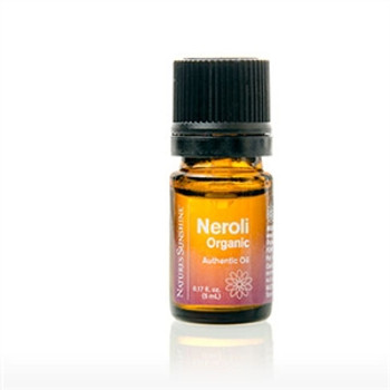 Neroli, Organic Authentic Essential Oil(5 ml)