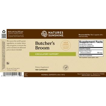 BUTCHER'S BROOM (100)