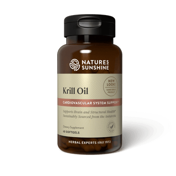 Krill Oil with K2 (60 Softgel Caps)
