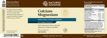 CALCIUM-MAGNESIUM SYNERPRO® (150 Tabs)