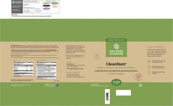 CLEANSTART® APPLE/CINNAMON CLEANSE (14 Day)