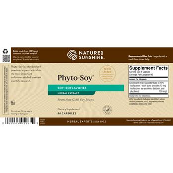Phyto-Soy®(90 Caps) [KO]