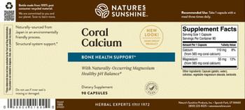CORAL CALCIUM (90 Caps)