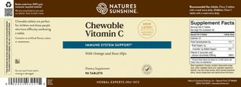 VITAMIN C (250 mg) (90 Chewable Tabs)
