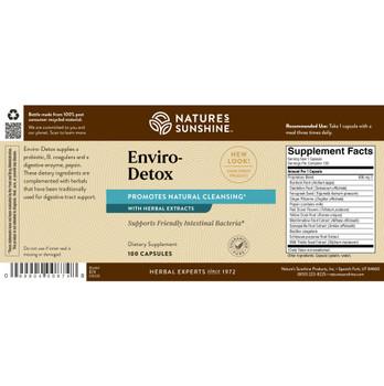 ENVIRO-DETOX (100 Caps)