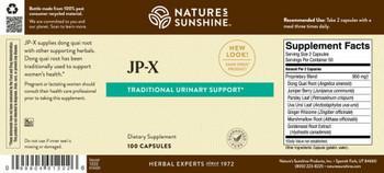 JP-X (100 Caps) [KO]