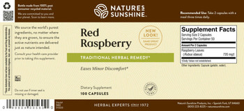 RED RASPBERRY (100 Caps) [KO]