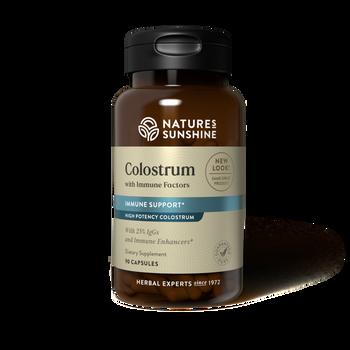 COLOSTRUM WITH IMMUNE FACTORS (60)