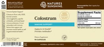 COLOSTRUM (90)