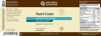 Nutri-Calm® (60 TAB)