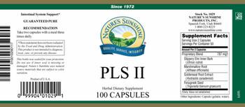 PLS II (100 Caps) [KO]