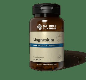 MAGNESIUM (250 mg) (180 Tabs)
