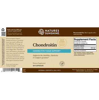 CHONDROITIN (60)