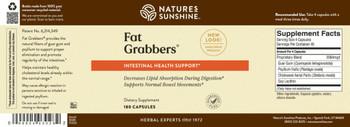 FAT GRABBERS® (180 Caps)