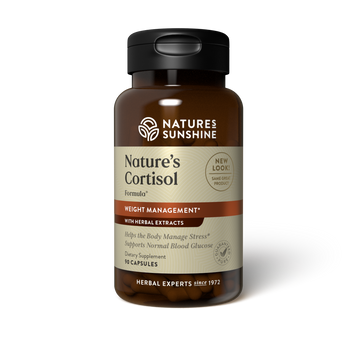 NATURE'S CORTISOL FORMULA® (90 Caps)