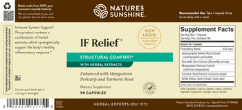 IF Relief®(90 Caps) [KO]