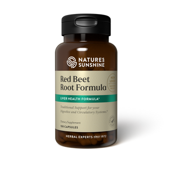 RED BEET ROOT FORMULA (100 Caps) [KO]