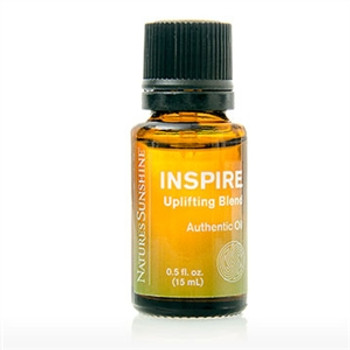 INSPIRE Uplifting Authentic Essential Oils Blend (15 ml)